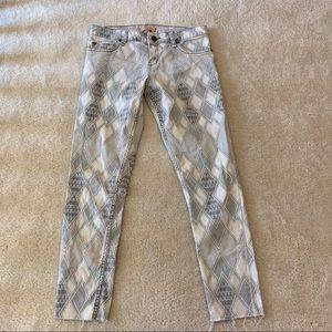Sanctuary denim skinny jeans size 26